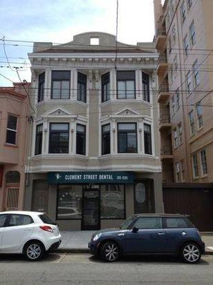 1435 Clement St, San Francisco, CA 94118