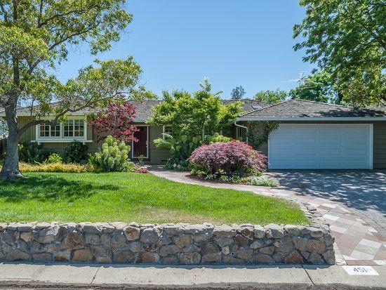 451 Valencia Dr, Los Altos, CA 94022