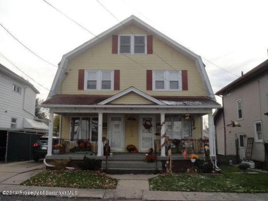 110 Barton St, Dunmore, PA 18512