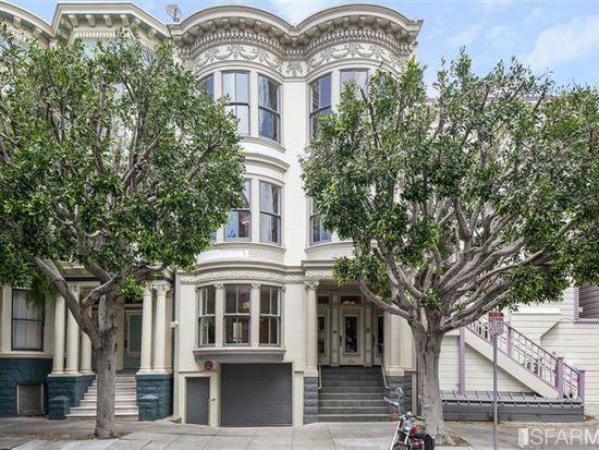 536 Waller St, San Francisco, CA 94117