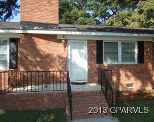 1702 Sulgrave Rd, Greenville, NC 27858