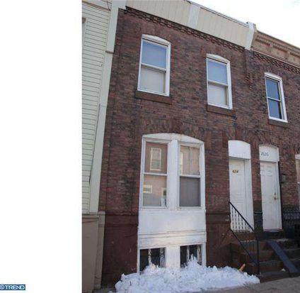 2624 Wilder St, Philadelphia, PA 19146