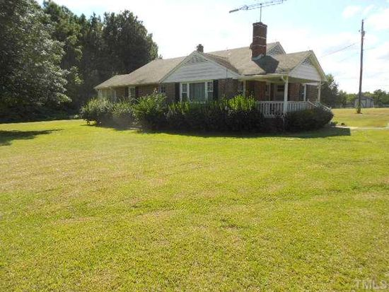 4306 Tommie Sneed Rd, Oxford, NC 27565
