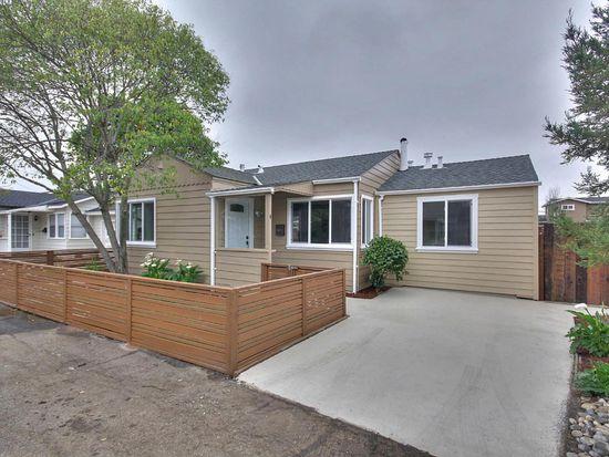 4 Clinton Ct, Redwood City, CA 94061