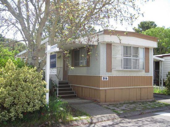 316 Mesa Verde Way, San Rafael, CA 94903