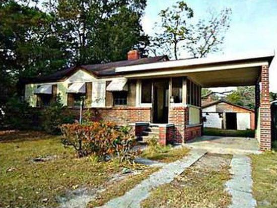 2240 Greenwood St, Savannah, GA 31404