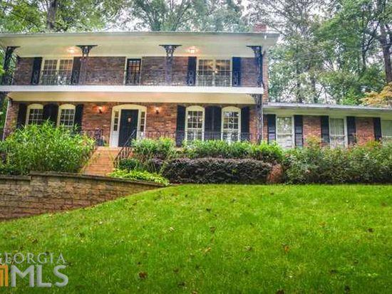 934 Barton Woods Rd NE, Atlanta, GA 30307