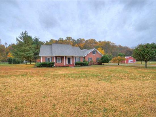 6507 Peytonsville Arno Rd, College Grove, TN 37046