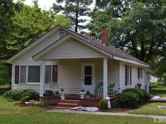 501 B H Parrish Rd, Benson, NC 27504