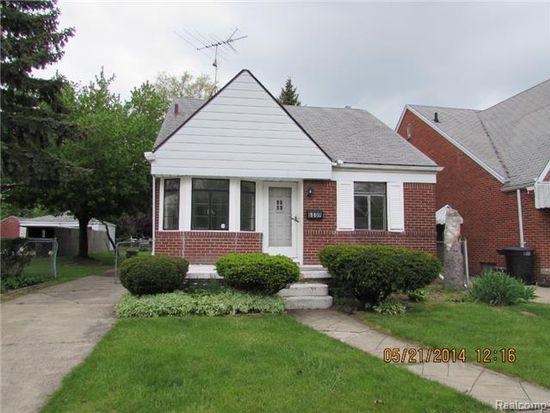 6809 Abington Ave, Detroit, MI 48228