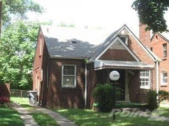 18259 Monte Vista St, Detroit, MI 48221