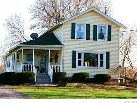 7532 Slayton Settlement Rd, Gasport, NY 14067