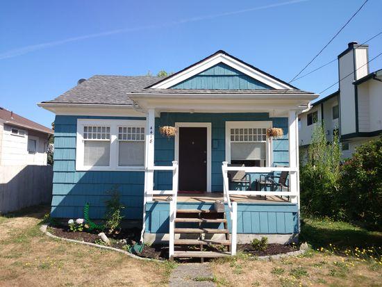 4418 SW Graham St, Seattle, WA 98136