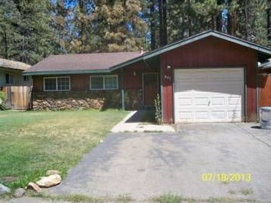 847 Paloma Ave, South Lake Tahoe, CA 96150