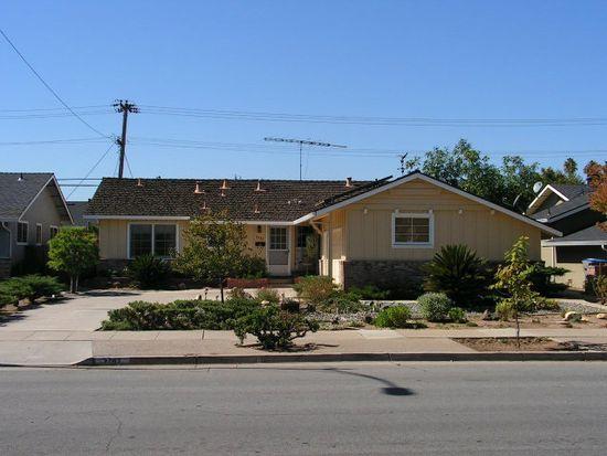 3787 Kirk Rd, San Jose, CA 95124