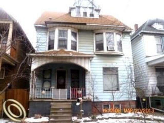 1219 Campbell St, Detroit, MI 48209