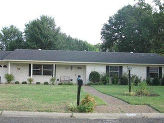 2907 Crestwood Ln, Kilgore, TX 75662