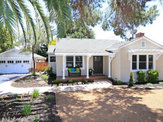 133 S El Monte Ave, Los Altos, CA 94022