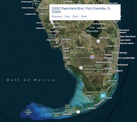 23052 Peachland Blvd, Port Charlotte, FL 33954