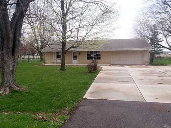1270 Ginghamsburg Frederick Rd, Tipp City, OH 45371