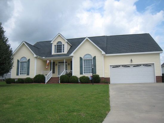 3913 Trace Dr W, Wilson, NC 27893