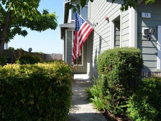 71 Del Sur St, Vallejo, CA 94591