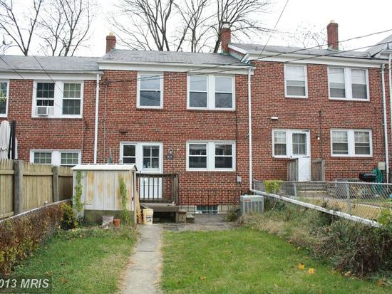 1604 N Forest Park Ave, Baltimore, MD 21207