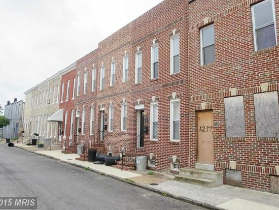 1219 Glyndon Ave, Baltimore, MD 21223
