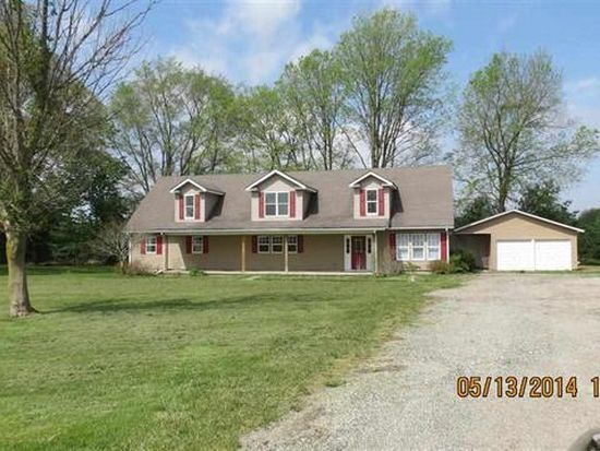 7245 S Grant City Rd, Knightstown, IN 46148