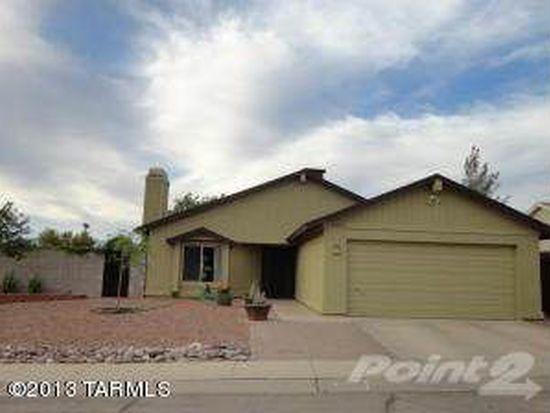 10073 E Domenic Ln, Tucson, AZ 85730