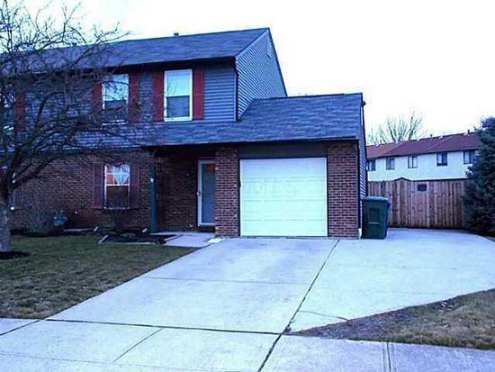 1521 Ringfield Dr, Galloway, OH 43119