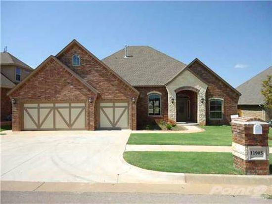 11905 Sawgrass Rd, Oklahoma City, OK 73162