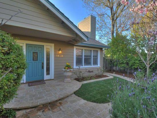 1484 Miramonte Ave, Los Altos, CA 94024