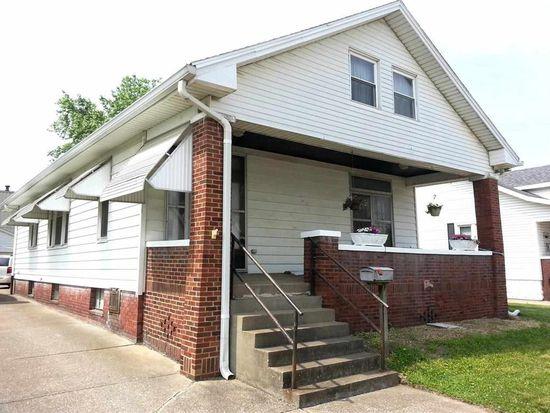 1608 W Missouri St, Evansville, IN 47710