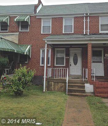 407 Joplin St, Baltimore, MD 21224