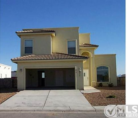 811 Bonnie Ct, Santa Teresa, NM 88008