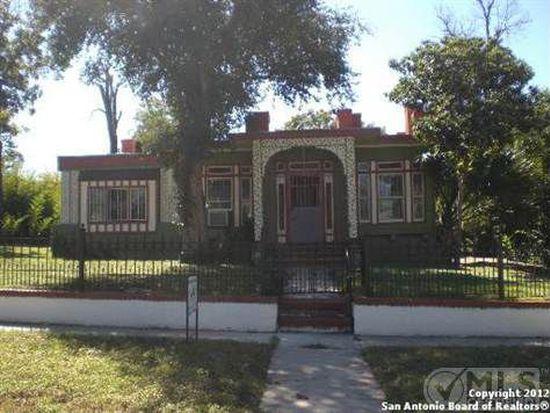 924 W Agarita Ave, San Antonio, TX 78201