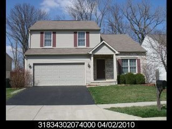 326 Amber Wood Way, Lewis Center, OH 43035