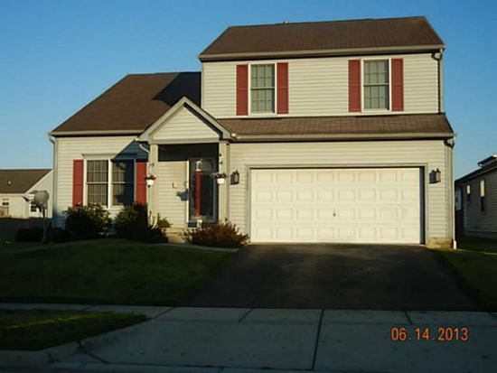 3559 Bluff Gap Dr, Grove City, OH 43123