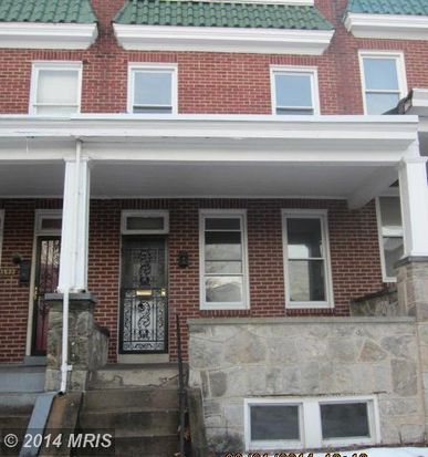 1531 Homestead St, Baltimore, MD 21218