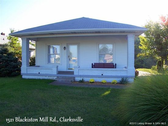 1521 Blackiston Mill Rd, Clarksville, IN 47129
