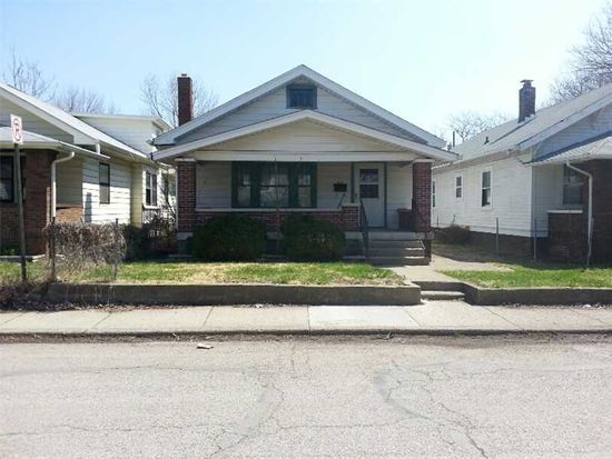 841 N Parker Ave, Indianapolis, IN 46201