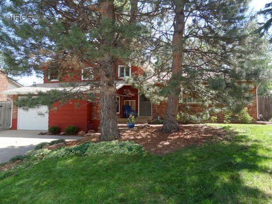 2875 Kenyon Cir, Boulder, CO 80305