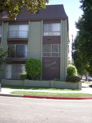 4304 Babcock Ave APT 301, Studio City, CA 91604