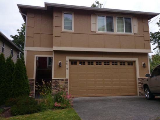 4819 S Fletcher St, Seattle, WA 98118