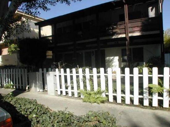 1237 Franklin St APT 1, Santa Monica, CA 90404
