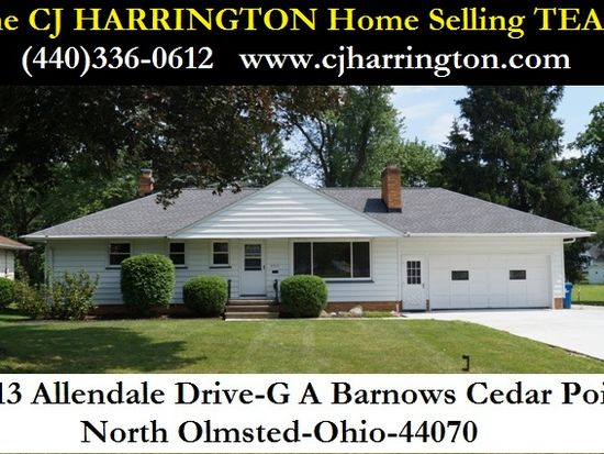 5713 Allendale Dr, North Olmsted, OH 44070