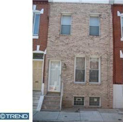 2336 S Beulah St, Philadelphia, PA 19148
