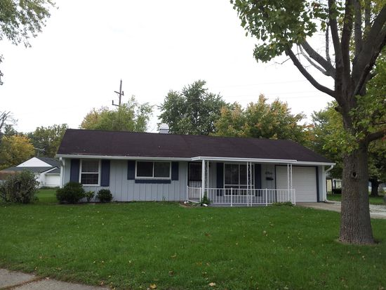 410 Schoolhouse Rd, Franklin, IN 46131