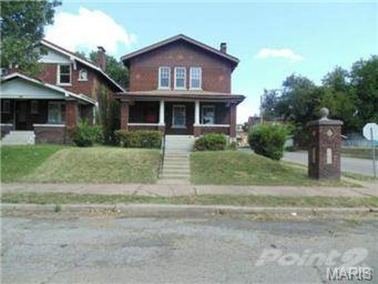 4703 Lewis Pl, Saint Louis, MO 63113